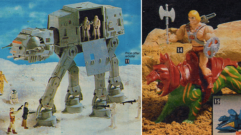 1980s toys Sears Wishbook