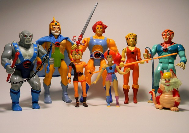 LJN Thundercats Action Figures Toys